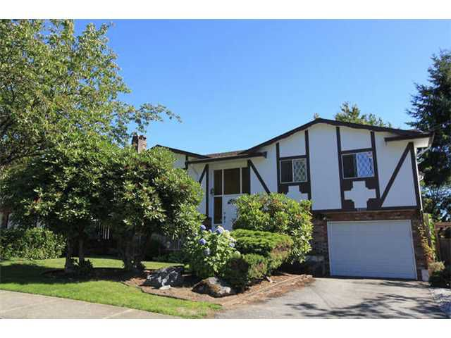 Main Photo: 5420 FOREST ST in Burnaby: Deer Lake Place House for sale (Burnaby South)  : MLS®# V1137539