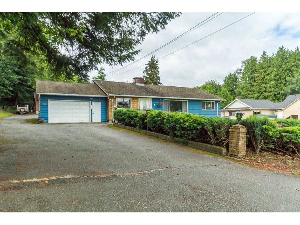 Main Photo: 24810 40TH AVENUE in Langley: Salmon River House for sale : MLS®# R2088309