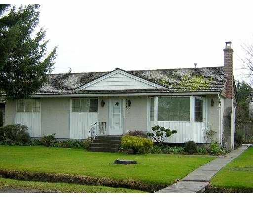Main Photo: 9720 HERBERT RD in Richmond: Broadmoor House for sale : MLS®# V578164