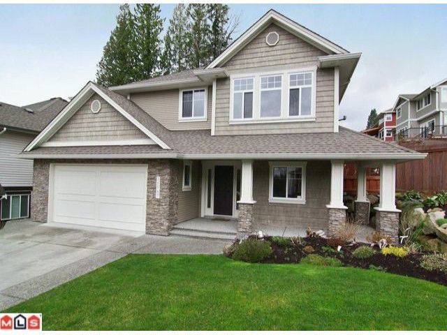 Main Photo: 36547 LESTER PEARSON Way in Abbotsford: Abbotsford East House for sale : MLS®# F1206962