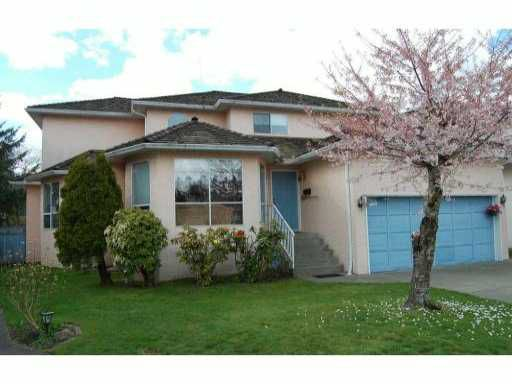 Main Photo: 4521 FRASERSIDE Drive in Richmond: Hamilton RI House for sale : MLS®# V941517