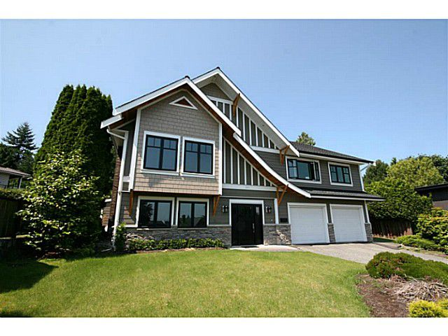 "Main Photo: 495 ALLEN Drive in Tsawwassen: Pebble Hill House for sale in ""PEBBLE HILL"" : MLS®# V987732"