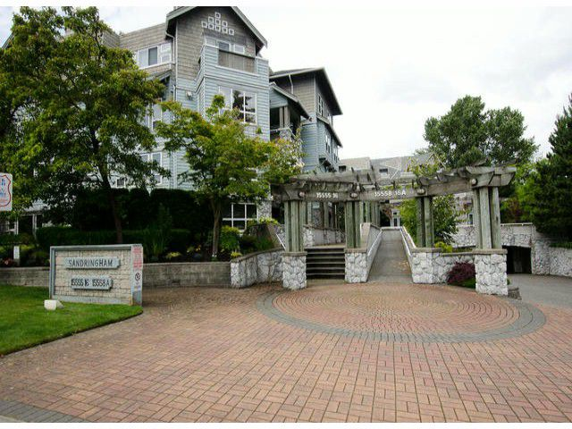 "Main Photo: 401 15558 16A Avenue in Surrey: King George Corridor Condo for sale in ""Sandringham"" (South Surrey White Rock)  : MLS®# F1315382"