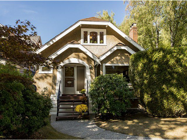 Main Photo: 4703 COLLINGWOOD ST in Vancouver: Dunbar House for sale (Vancouver West)  : MLS®# V1085171