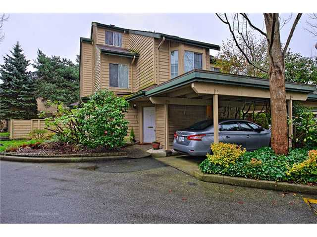 Main Photo: # 23 7611 MOFFATT RD in Richmond: Townhouse for sale : MLS®#  V1104490
