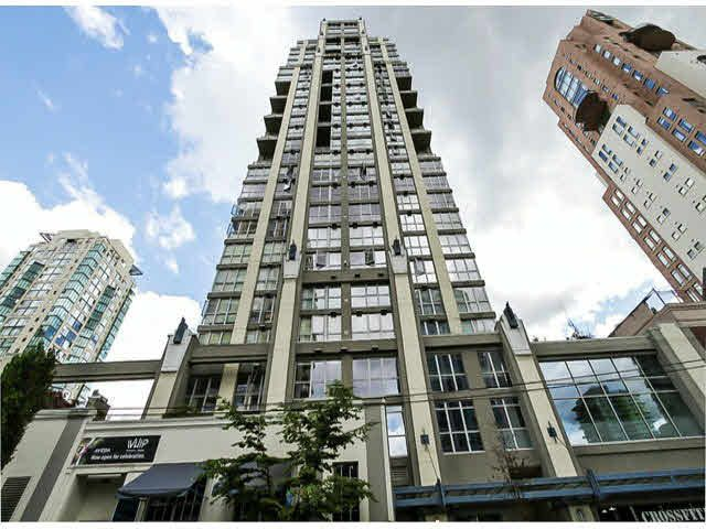 Main Photo: 2402 1238 RICHARDS STREET in Vancouver: Downtown VW Condo for sale (Vancouver West)  : MLS®# R2021834