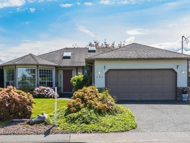 Main Photo: 858 Wright Road in Parksville: Z5 Parksville House for sale (Zone 5 - Parksville/Qualicum)  : MLS®# 407801