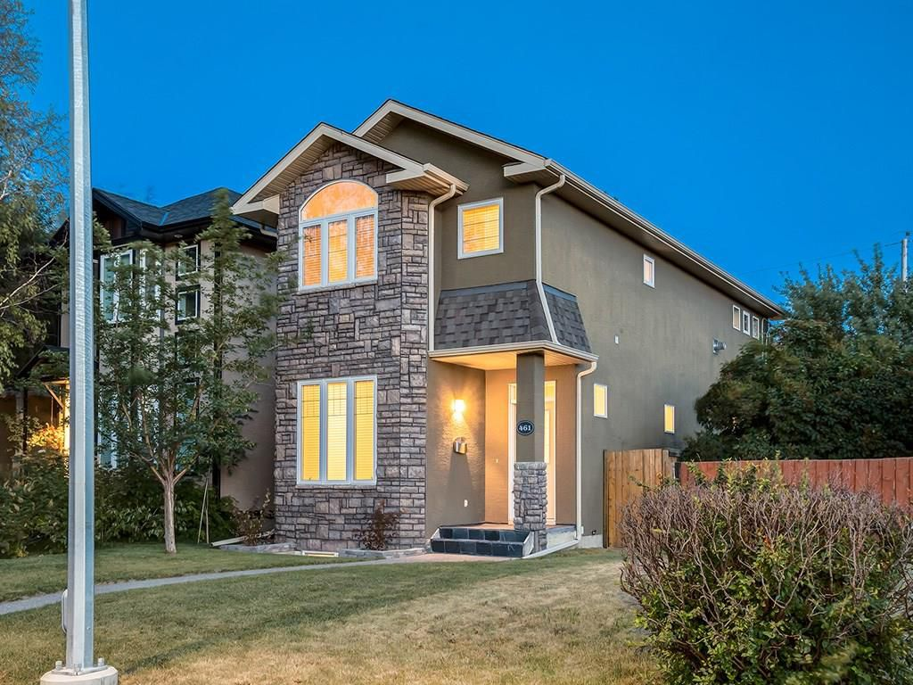 Main Photo: 461 29 Avenue NW in Calgary: Mount Pleasant House for sale : MLS®# C4198133