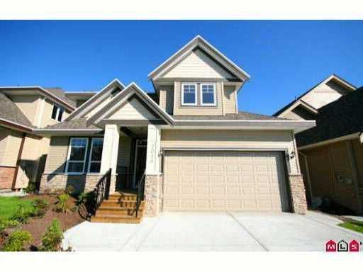 Main Photo: 7018 196B Street in Langley: Willoughby Heights House for sale : MLS®# F1219310