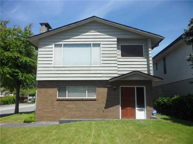 """Main Photo: 6909 BALMORAL Street in Burnaby: Highgate House for sale in """"HIGHGATE"""" (Burnaby South)  : MLS®# V1020781"""
