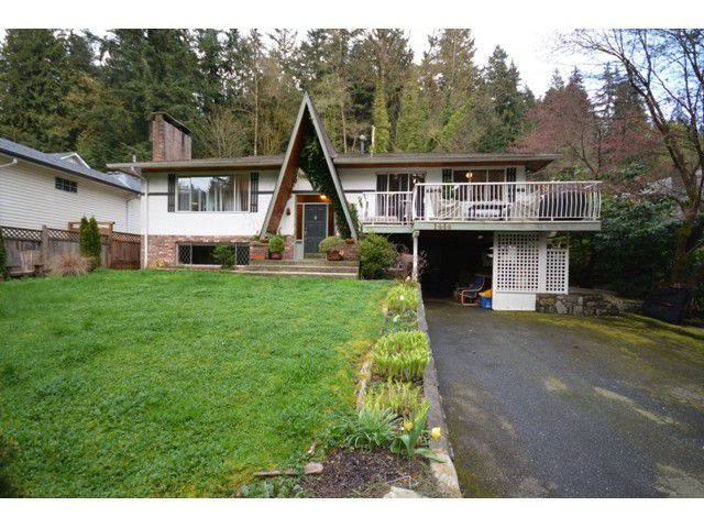 Main Photo: 1444 RIVERSIDE DR in North Vancouver: Seymour House for sale : MLS®# V1113790