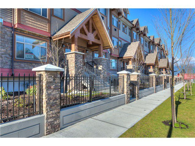 Main Photo: # 3 12585 190A ST in Pitt Meadows: Mid Meadows Condo for sale : MLS®# V1120920