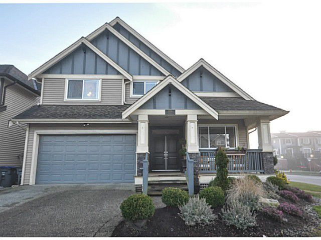 Main Photo: 19306 73B AV in Surrey: Clayton House for sale (Cloverdale)  : MLS®# F1401646