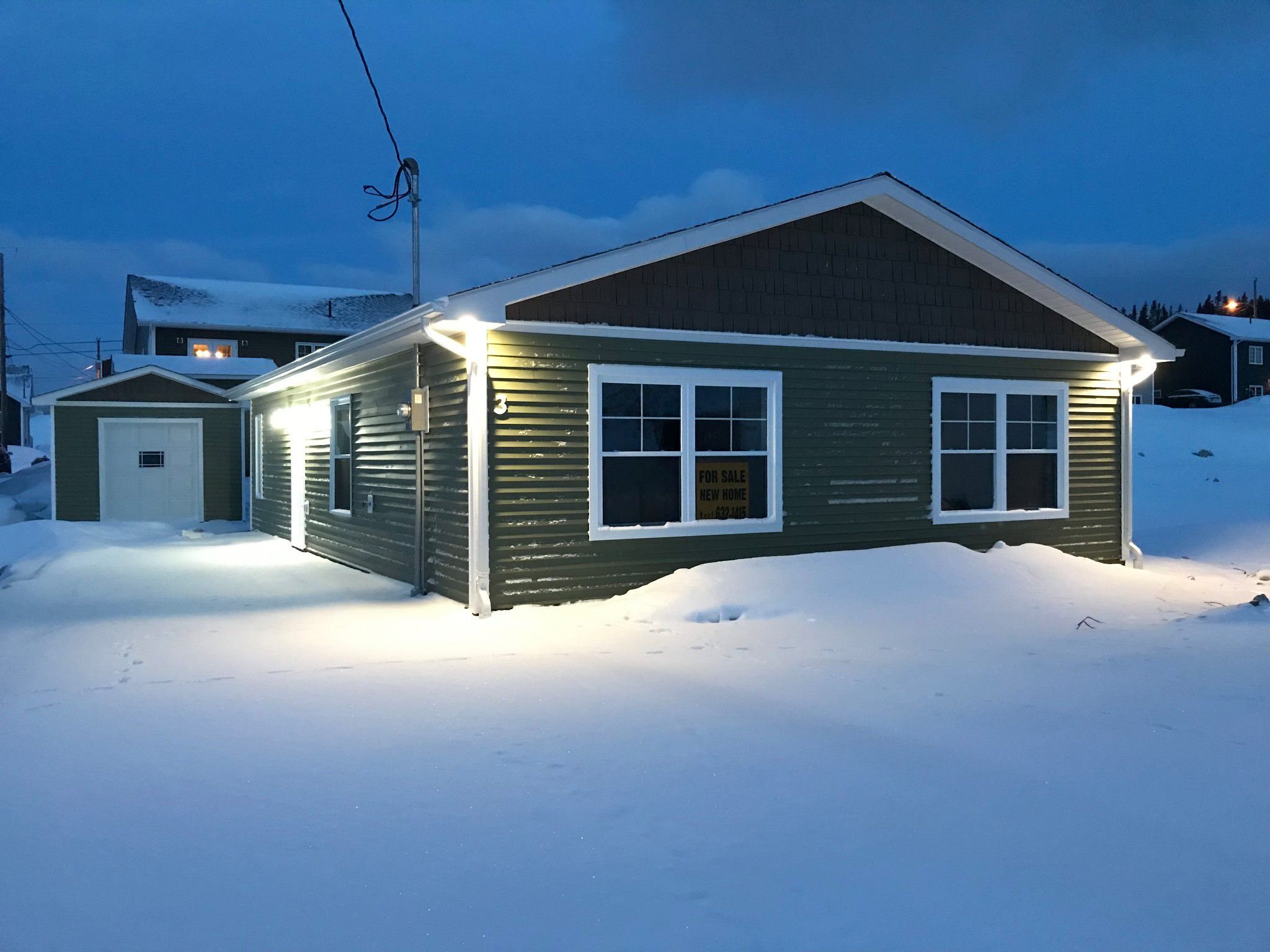Main Photo: 73 Albert Street in Massey Drive: House for sale