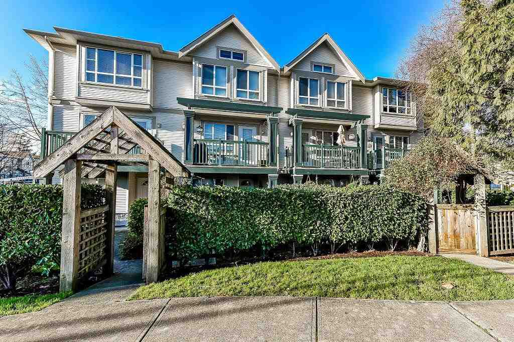 Main Photo: 34 4787 57 STREET in Delta: Delta Manor Townhouse for sale (Ladner)  : MLS®# R2350957