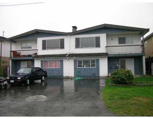 Main Photo: 5708 - 5710 HARDWICK ST in Burnaby: Central BN House Fourplex for sale (Burnaby North)  : MLS®# V569532