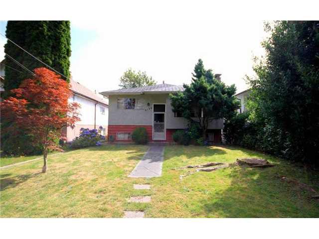 Main Photo: 6150 ARLINGTON Street in Vancouver: Killarney VE House for sale (Vancouver East)  : MLS®# V967084