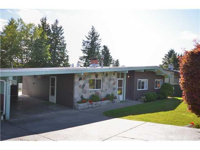 """Main Photo: 5490 MONARCH Street in Burnaby: Deer Lake Place House for sale in """"DEER LAKE PLACE"""" (Burnaby South)  : MLS®# V970971"""