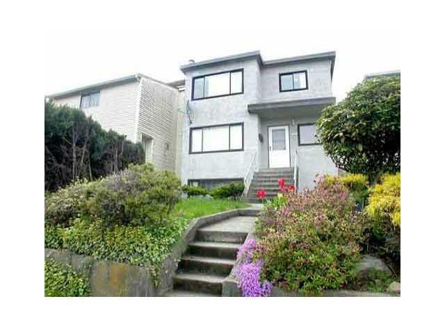 Main Photo: 4673 FRASER ST in : Fraser VE House for sale : MLS®# V876023