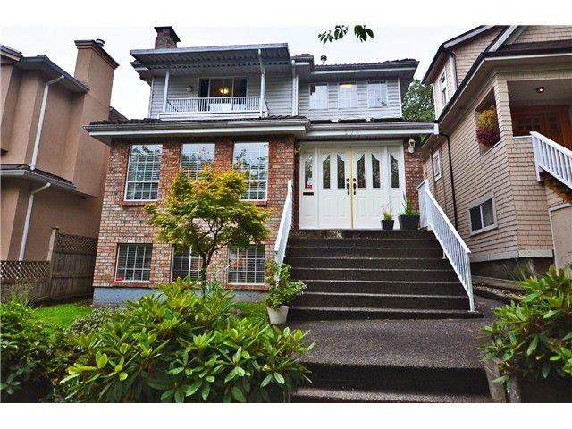"""Main Photo: 878 E 23RD AV in Vancouver: Fraser VE House for sale in """"CEDAR COTTAGE"""" (Vancouver East)  : MLS®# V1022949"""