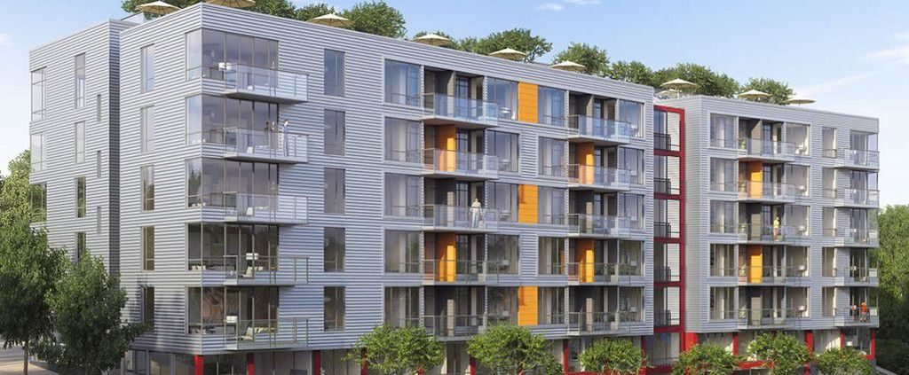 Main Photo: 205-396 East 1st Avenue in Vancouver: Condo for sale