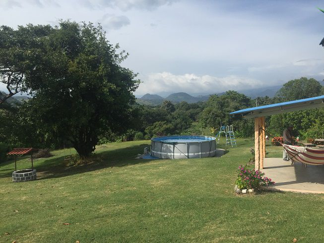 Main Photo: Great mountain views from this property in Las Lajas, near Coronado