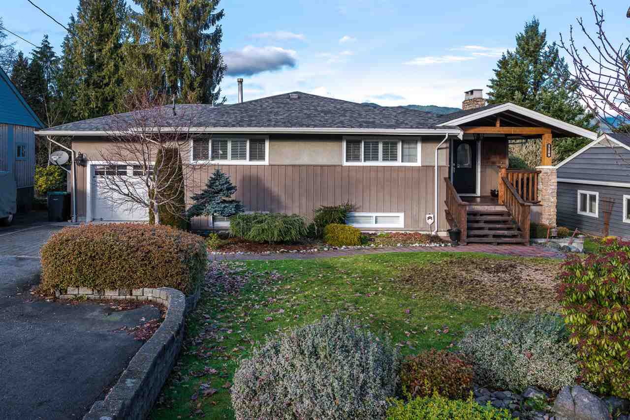 Main Photo: 1129 BARTLETT AVENUE in Coquitlam: Harbour Chines House for sale : MLS®# R2028937