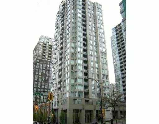 "Main Photo: 1001 HOMER Street in Vancouver: Downtown VW Condo for sale in ""THE BENTLEY"" (Vancouver West)  : MLS®# V627100"