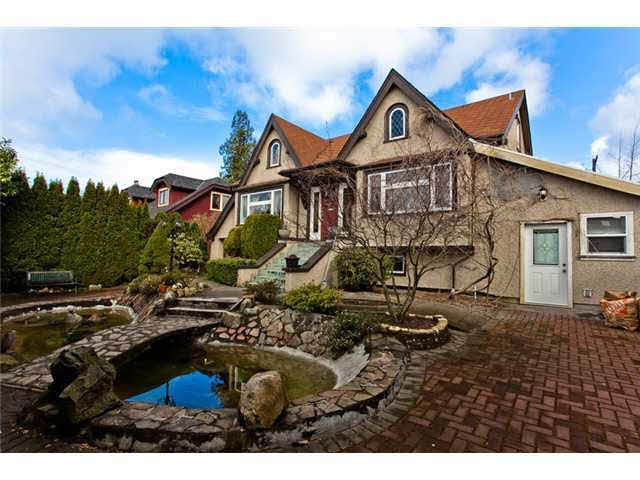 Main Photo: 1449 W 41ST AVENUE in : Shaughnessy House for sale : MLS®# V881002