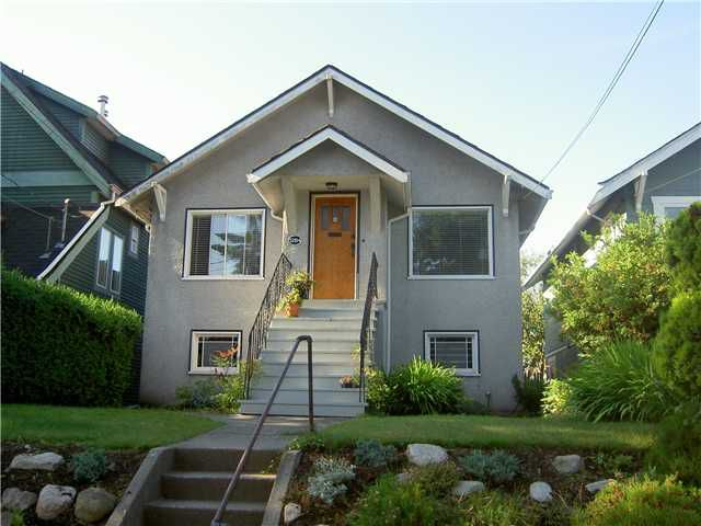 """Main Photo: 1284 E 14TH Avenue in Vancouver: Mount Pleasant VE House for sale in """"Mount Pleasant"""" (Vancouver East)  : MLS®# V956243"""