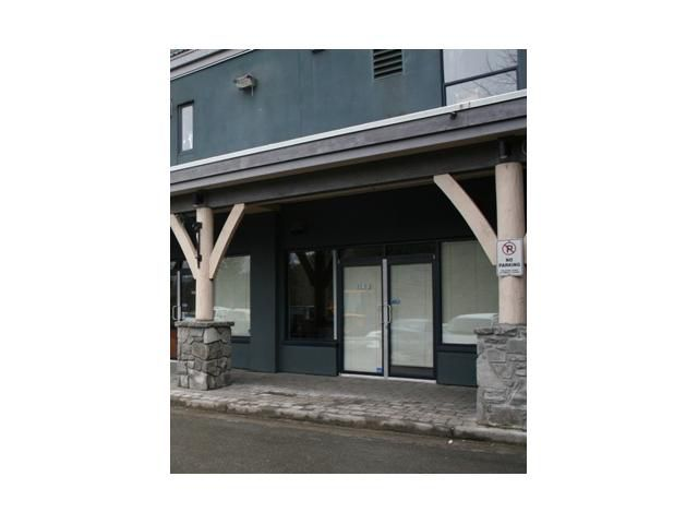 Main Photo: 7002 NESTERS Road in WHISTLER: VWHNE Commercial for lease (Whistler)  : MLS®# V4033687
