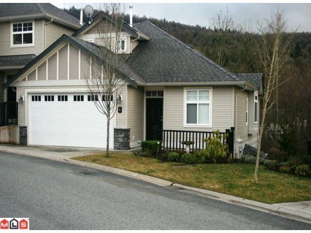 """Main Photo: 4 36260 MCKEE Road in Abbotsford: Abbotsford East Townhouse for sale in """"Kings Gate"""" : MLS®# F1301155"""