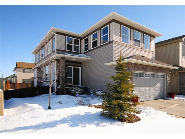Main Photo: 132 EVEROAK Drive SW in CALGARY: Evergreen Residential Detached Single Family for sale (Calgary)  : MLS®# C3557132