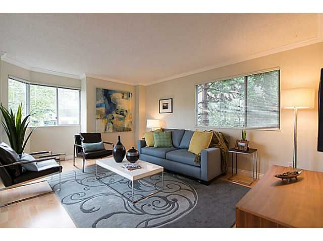 Main Photo: # 307 1508 MARINER WK in Vancouver: False Creek Condo for sale (Vancouver West)  : MLS®# V1025124