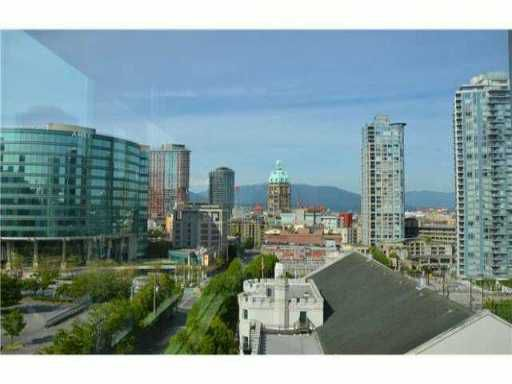 Main Photo: # 1212 161 W GEORGIA ST in Vancouver: Downtown VW Condo for sale (Vancouver West)  : MLS®# V1021328