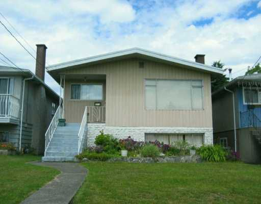 """Main Photo: 5477 PORTLAND ST in Burnaby: South Slope House for sale in """"SOUTH SLOPE"""" (Burnaby South)  : MLS®# V597330"""