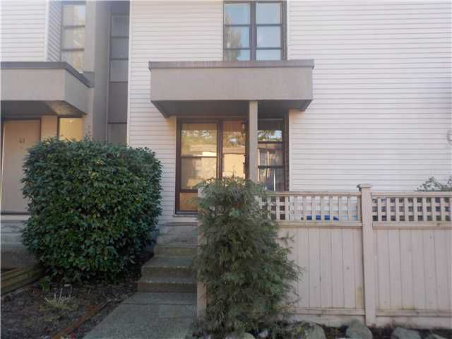Main Photo: # 42 13809 102ND AV in Surrey: Whalley Condo for sale (North Surrey)  : MLS®# F1431661