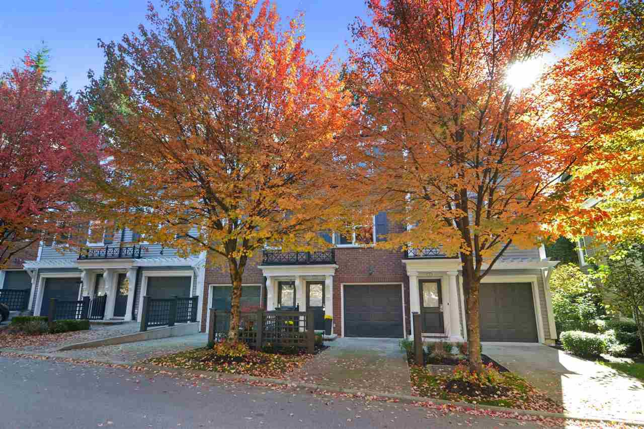 Main Photo: 23 102 FRASER STREET in Port Moody: Port Moody Centre Townhouse for sale : MLS®# R2122353