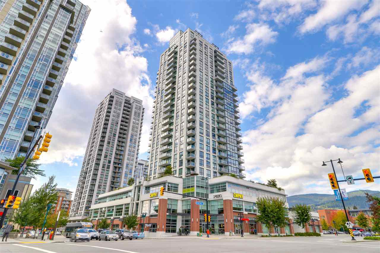 Main Photo: 909 3007 GLEN DRIVE in Coquitlam: North Coquitlam Condo for sale : MLS®# R2307871