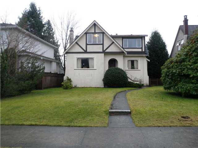 "Main Photo: 3356 W 32ND Avenue in Vancouver: Dunbar House for sale in ""DUNBAR"" (Vancouver West)  : MLS®# V929297"