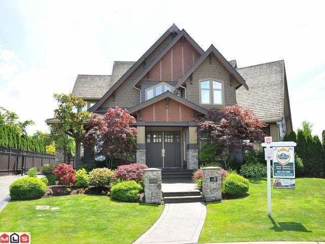 "Main Photo: 16192 36A Avenue in Surrey: Morgan Creek House for sale in ""Morgan Creek"" (South Surrey White Rock)  : MLS®# F1204568"