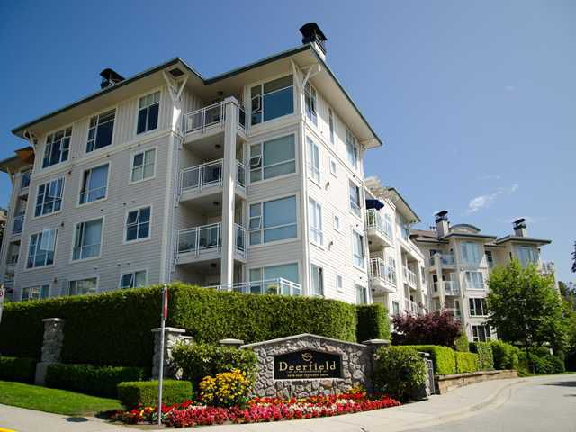 Main Photo: 201 3608 DEERCREST Drive in North Vancouver: Roche Point Condo for sale : MLS®# V966966
