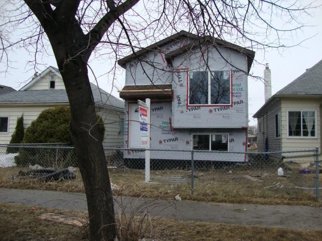 Main Photo: 308 COLLEGIATE Street in WINNIPEG: St James Residential for sale (West Winnipeg)  : MLS®# 1307059