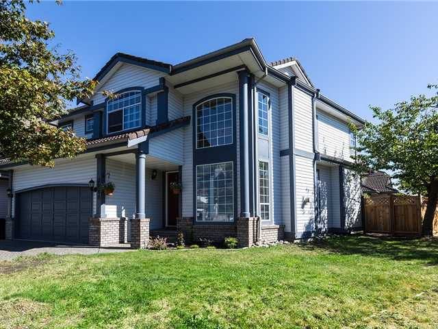 "Main Photo: 3080 SKEENA Street in Port Coquitlam: Riverwood House for sale in ""RIVERWOOD"" : MLS®# V1024474"