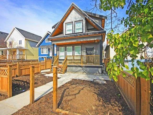 Main Photo: 1351 E 12TH AV in Vancouver: Grandview VE Condo for sale (Vancouver East)  : MLS®# V1051637