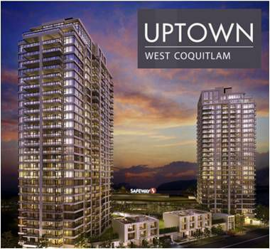 Main Photo: 2505 UPTOWN by BOSA PROPERTIES in : Coquitlam West Condo  (Coquitlam)