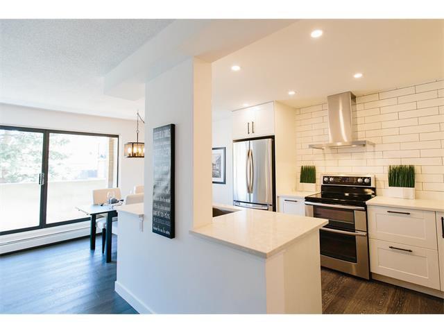 Main Photo: #203 1330 15 AV SW in Calgary: Connaught Apartment for sale : MLS®# C4005313