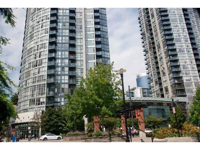 Main Photo: 1601 1199 SEYMOUR STREET in : Downtown VW Condo for sale : MLS®# V1094462