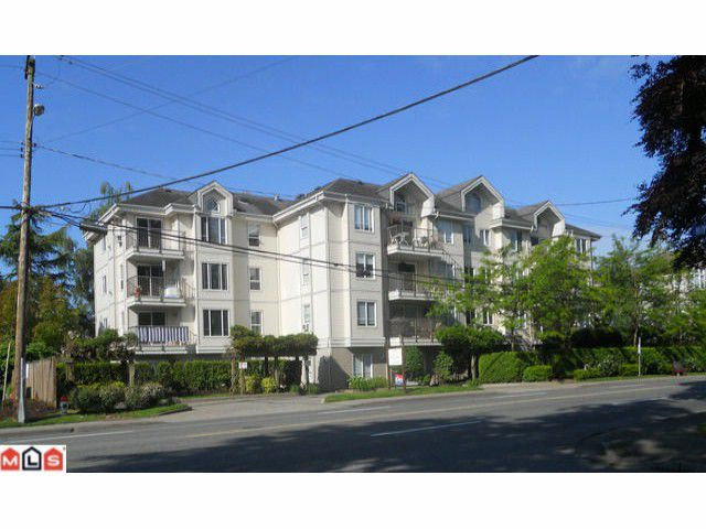 """Main Photo: 405 33502 GEORGE FERGUSON Way in Abbotsford: Central Abbotsford Condo for sale in """"CARINA COURT"""" : MLS®# F1214988"""
