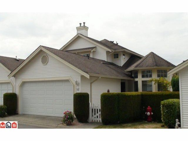 """Main Photo: 109 9208 208TH Street in Langley: Walnut Grove Townhouse for sale in """"Churchill Park"""" : MLS®# F1221080"""